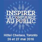 Inspirer la confiance au public
