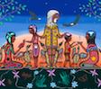Ethical standards captured in aboriginal art