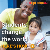 Students change the world, here's how