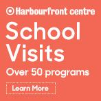Harbourfront centre School Visits