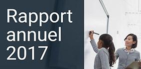 Normes, statistiques et plus dans notre rapport annuel