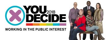 Be vote-ready!