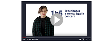 Helpful video provides added help to support students' mental health